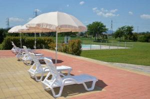 Piscina Villa Nadar Bed and Breakfast Altopascio